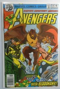 Avengers (1st Series) #179, 8.0/VF (1979)