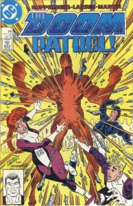 DOOM PATROL #7, NM, Kupperberg, 1987 1988, Robot Man, Chief, more DC in store