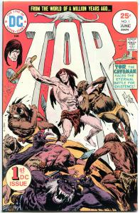 TOR #1 2 3, VF+/NM, 1975, 3 issues, Joe Kubert, Dinosaurs, Jungle, more in store
