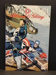 Punisher/Captain America: Blood & Glory #3 (1992)