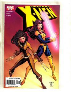 Uncanny X-Men # 460 NM Marvel Comic Book X-23 Wolverine Gambit Storm Beast HY1