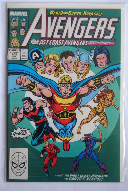 The Avengers, 302