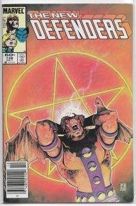Defenders  vol. 1   #136 VG