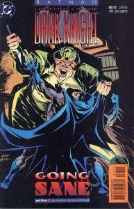 Batman: Legends of the Dark Knight #67, NM + (Stock photo)