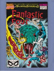 Fantastic Four Annual #22 VF