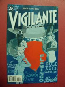 VIGILANTE  #3 OF 4 (9.0 to 9.2 or better)  DC COMICS