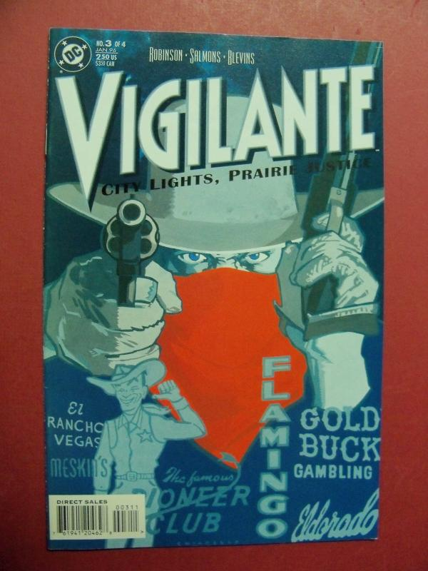 VIGILANTE  #3 OF 4 (9.0 to 9.2 or better)  DC COMICS
