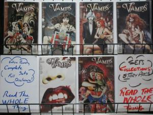 VAMPS (1994 VERTIGO) 1-6 VF-NM Elaine Lee/ Will Simpson