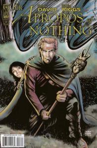 Sir Apropos of Nothing #3A VF/NM; IDW | save on shipping - details inside