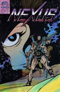 Nexus (Vol. 2) #44 VF/NM; Capital/First | save on shipping - details inside