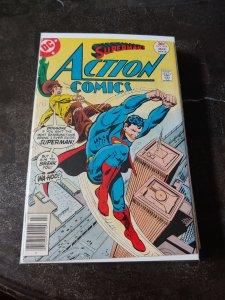 Action Comics #469 (1977)