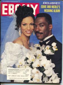 Ebony 5/1993-Eddie Murphy-Black Clout In Clinton Administration-FN