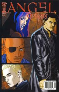 Angel: Old Friends #4A VF/NM; IDW | save on shipping - details inside
