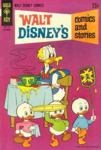 Walt Disney's Comics and Stories #338 FN; Dell | save on shipping - details insi