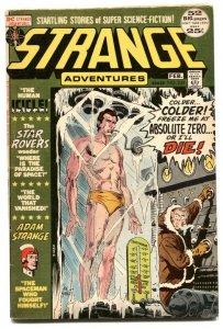 Strange Adventures #234 1972-Adam Strange- VG