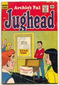 Archie's Pal Jughead #90 1962- DRUG DEALING COVER-low grade