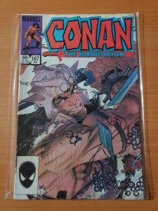 Conan the Barbarian #167 (1985)