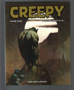 Creepy-Vol. 7-#33-36-Richard Corben-Ken Kelly,-Hardcover-2010