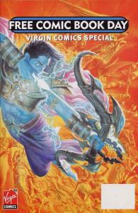 Free Comic Book Day (Virgin) FCBD #2007 VF/NM; Virgin | save on shipping - detai