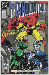 Manhunter   vol. 1   #13 FN