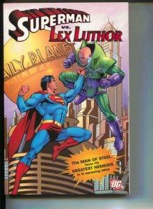 Superman Vs. Lex Luthor-Jeph Loeb-TPB-trade