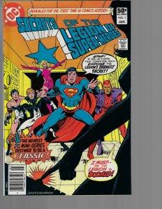 Secrets of the Legion of Super-Heroes #1 (DC, 1981) NM