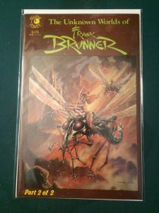 The Unknown Worlds of Frank Brunner #2