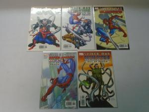 Spider-Man Doctor Octopus 2 set 10 different issues 8.0 VF (2003+04)