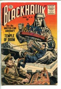 BLACKHAWK  #98-1956-FIGHTTHE COMMIES-vg