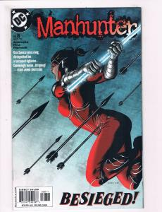 Manhunter # 8 VF DC Comic Books Superman Batman Awesome Issue WOW!!!!!!!!!!! SW4