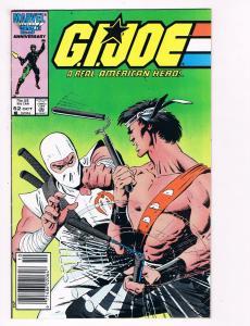 G.I. Joe # 52 Marvel Comic Books Awesome Issue Snake Eyes Cobra Scarlet WOW! S31