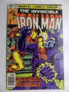 INVINCIBLE IRON MAN # 129