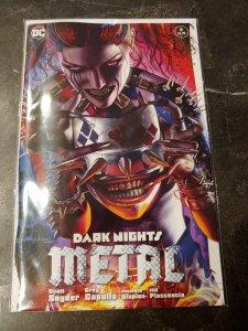 DARK NIGHTS METAL #6 (OF 6) COMICXPOSURE EXCLUSIVE GREG HORN