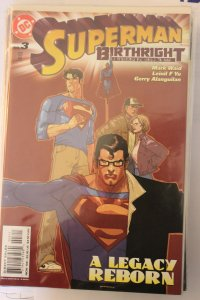 Superman Birthright 3 9-4-nm