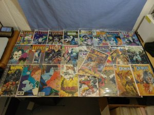 DC Lobo Comics Lot 27 Books Various Titles L.E.G.I.O.N. JLA DEMON & More L@@K