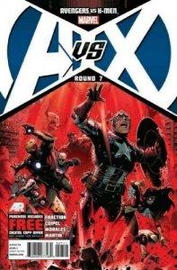 Avengers Vs. X-Men (A vs X) #7 - Namor Declares War On Wakanda VF/NM