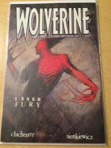 Wolverine Inner Fury