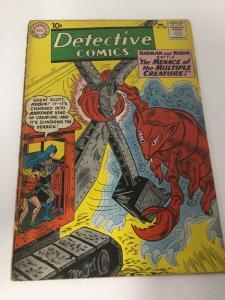 Detective Comics  288 3.0 Gd/Vg Good Very Good Water Damage DC Comics SA