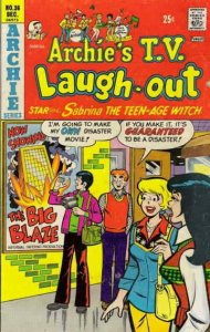 Archie's TV Laugh-Out #36 VG; Archie   low grade comic - save on shipping - deta