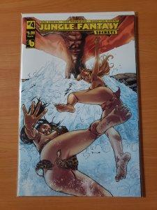 Jungle Fantasy Secrets #4 Regular Cover