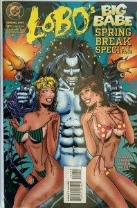 Lobo big babe spring break special #1 9.0 NM (1995)