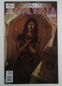 Angel: Illyria: Haunted #2 VF (2010)