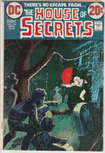 House of Secrets #102 (Nov-72) VG Affordable-Grade