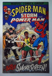 Spider-Man, Storm and Power Man #1 (1981)