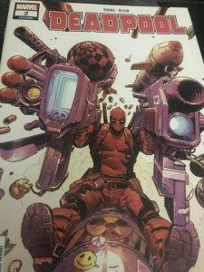 Marvel Deadpool #2 Mint Hot