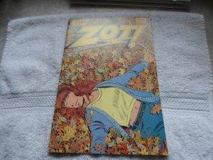 1990 ECLIPSE COMICS ZOT! # 30