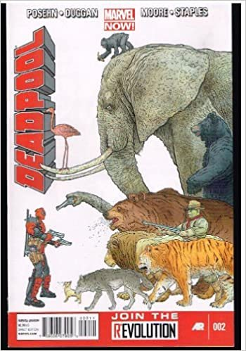 2013 Deadpool #2