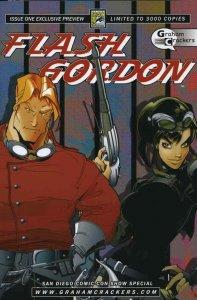 Flash Gordon (Ardden) #1 Ashcan VF/NM; Ardden | save on shipping - details insid