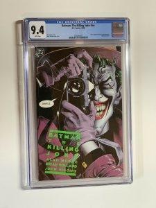 Batman Killing Joke 1 Cgc 9.4 Dc Comics