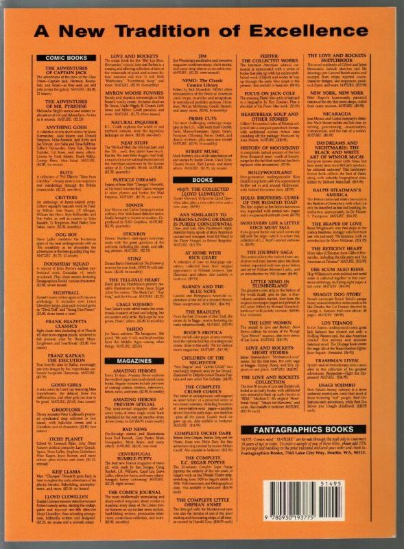 Prince Valiant #7 1990-Fantagraphics-color reprint-Hal Foster-Roman Wall-VF